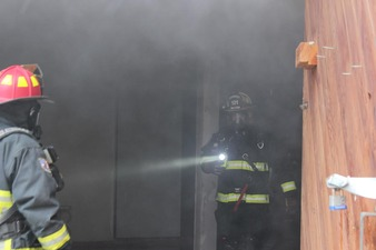 Resetting for another round smoke training